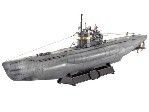 revell-05100-u-boot-tipo-7-c-41-atlantic-version-kit-di-modello-in-plastica-scala-1144