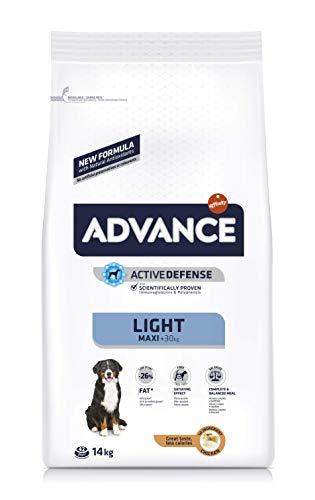 Advance Perro máximo Adult Light Pollo y arroz
