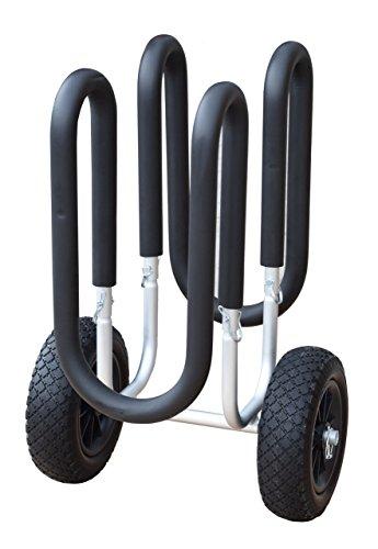 Navyline Aluminium Transportwagen für SUP Board / Surfboard