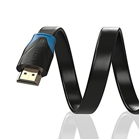 Câble HDMI plat