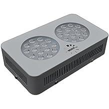LED-Pflanzenlampe Grow 90W, volles Lichtspektrum Wachstum und Blüte für bis zu 1,4m² Beleuchtungsfläche