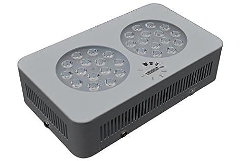 LED-Pflanzenlampe Grow 90W, volles Lichtspektrum Wachstum und Blüte für bis