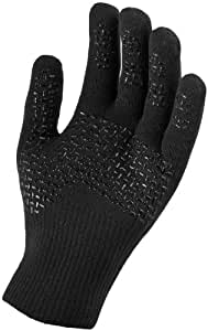 Sealskinz Ultra Grip Gloves Black black Size:Small