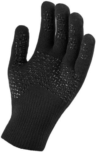 Sealskinz Gants ultra grip Noir - Noir