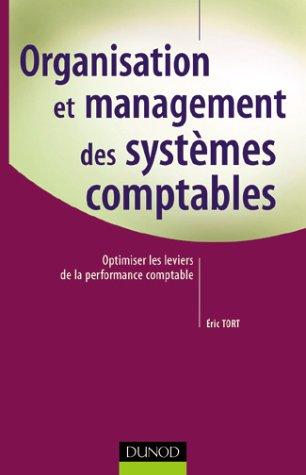Organisation et management des systèmes comptables