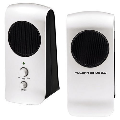 Hama Multimedia-Lautsprecher Pulsar Sinus 2.0