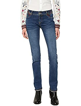 Desigual Damen Slim Jeans Denim_refriposas