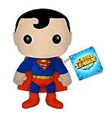 Funko - Peluche DC Heroes Superman Pop 18cm - 0830395020907