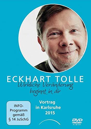 Wirkliche Veränderung beginnt in dir: Vortrag in Karlsruhe 2015 Beginnt Dvd