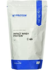 Myprotein Impact Whey Protein Sticky Toffee Pudding, 1er Pack (1 x 1 kg)