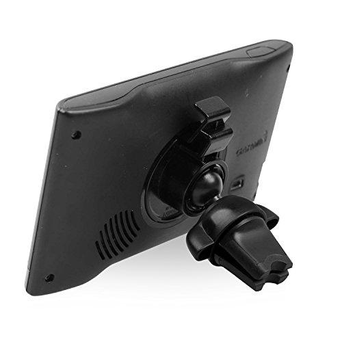 APPS2Car GPS Montag, Entlüfter-Befestigung GPS-Halter Kompatibel Mit Garmin Nüvi Serie 3,5-6 Zoll GPS [Einstellbare Halterung Basis] GPS lüftungshalterung Nuvi-serie