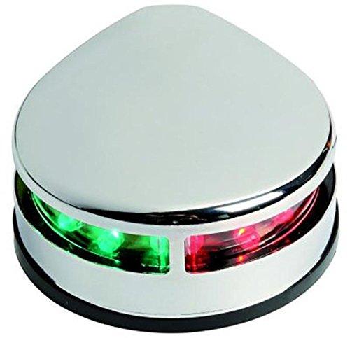 Navigationslicht EVOLED LEDs zur Bodenmontage, 2-farbig Boote bis 20m