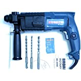 BROACH Amex Multipurpose Drill and 2-20 Rotary Hammer with Complete Set