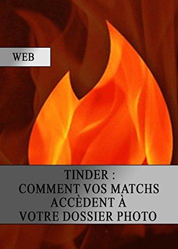 Tinder : Comment vos Matchs Accdent  votre Dossier Photo