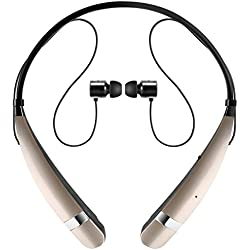 LG Tone Pro II - Auriculares in-ear, dorado