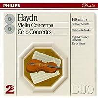 Haydn: Violin Concertos/Cello Concertos - Haydn Cello Concertos