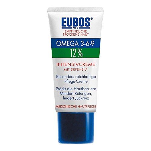 Eubos Empfindl. Haut Omega 3-6-9 Intens.creme 50 ml
