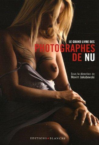GRAND LIVRE PHOTOGRAPHES DE NU