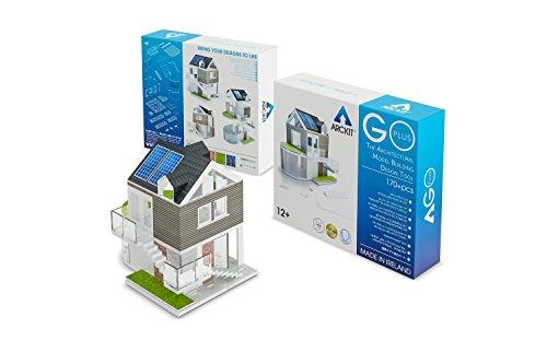 Preisvergleich Produktbild Arckit GO Plus Building Kit Architekturmodell Baukastens