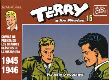 Biblioteca Grandes del Comic Terry y los piratas nº 15/16 (Cómics Clásicos NO) por Milton Caniff
