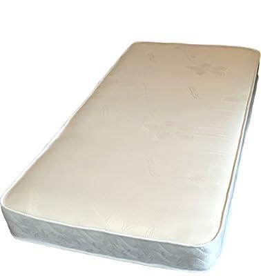 "eXtreme Comfort UK ltd 90x200 Reflex Foam Mattress Euro/Ikea Size Single mattress 6"" Deep! FB006 90cm by 200cm"