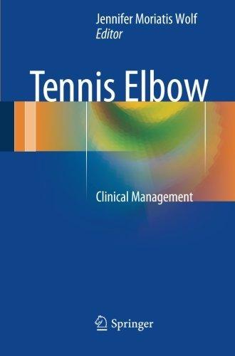 Tennis Elbow: Clinical Management (2015-05-15) par unknown