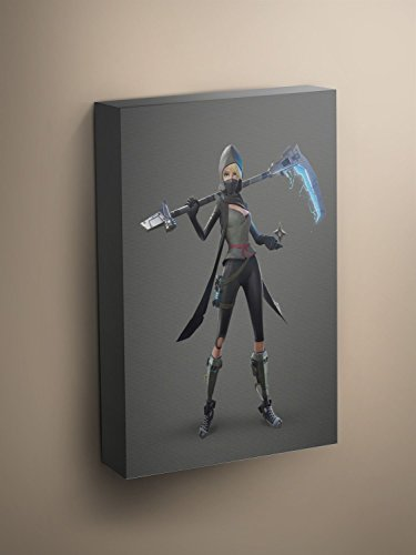Fortnite Ninja Canvas Art