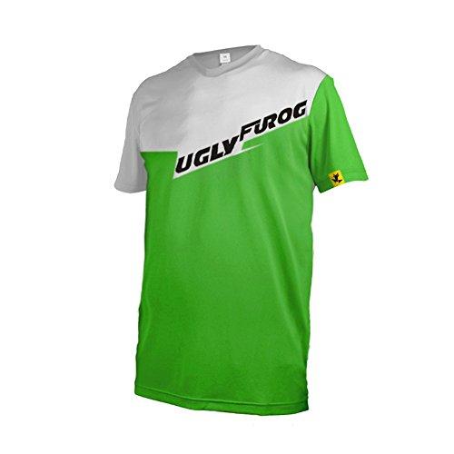 Uglyfrog Motocross/Downhill MTB Jersey Trikot MX Enduro Offroad Motorrad Kurze/Lange Ärmel Erwachsene Auto & Motorra Wear - Zyklus Lange Ärmel