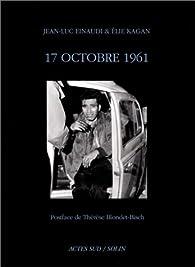 Dix sept octobre 1961 par Jean-Luc Einaudi
