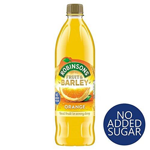 Robinsons Orange Fruit & Barley No Added Sugar1L (Robinson Orange Squash)