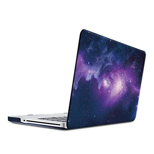 KONKY MacBook Pro 13 Hülle Case 2016, Hochwertige Slim Soft-Touch Matt Gummierte Hartschale Tasche Schutzhülle Snap Case für Neu 13-Zoll Aplpe MacBook Pro 13