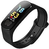 TIAN Fitness-Tracker, Fitness-Uhr: Wireless Smart Armband, Wasserdichte Stepper Active Tracking...