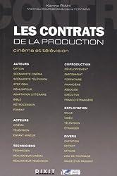 Les contrats de la production : Cinéma et télévision