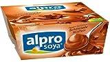 Alpro Soja Dessert Geschmack Schokolade Mildfein