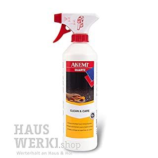 AKEMI Quartz Clean & Care, 0.5 Liter