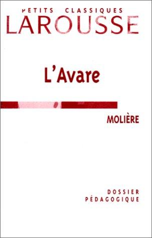 Dossier pédagogique L'Avare
