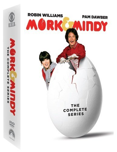 Mork & Mindy (Complete Series) - 15-DVD Box Set ( Mork and Mindy ) by Robin Williams