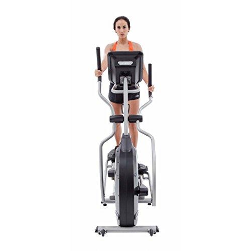 Spirit Elliptical XE 195 – Ellipsentrainer, Cross Trainer mit Hand-Puls-Sensoren, Ergometer, Cardio Fitness - 7