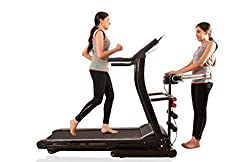 Motorized Treadmill with Home Gym JSB HF39