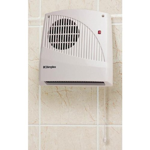 Dimplex FX20VE FX Series 2kW Downflow Heater c/w Pullcord