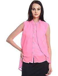 9fcde71d60db0 Itsyor Pink Color Short Shrug Design Women Women s top