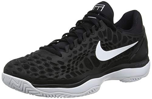 Nike Air Zoom Cage 3 HC, Scarpe da Fitness Uomo, Multicolore (Black/White/Anthracite 010), 42 EU
