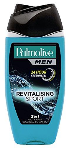Preisvergleich Produktbild Palmolive Men Duschgel Revitalising Sport, 6er Pack (6 x 250 ml)