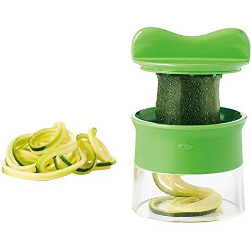 Légumes nouilles courgettes à salade trancheuse spirale à spaghetti Maker Cutter trancheuse ustensile de cuisine -