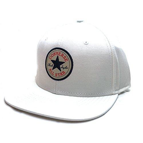 Converse Classic Twill Cap - White