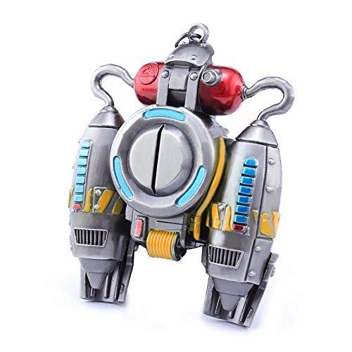 """CHOUGE 3\"""" Fliegender Rucksack Spitzhacke Spiel Metall-Modell Spielzeug Geschenk Die Sammlung für Spielliebhaber Sehr sicher Geeignet für die Sammlung"""
