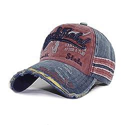qqyz2323 Baseballmütze für Herren und Damen, Vintage-Baseballkappe, für Kinder, Kaskett, Papa, Eltern-Kind, Gorras für Erwachsene