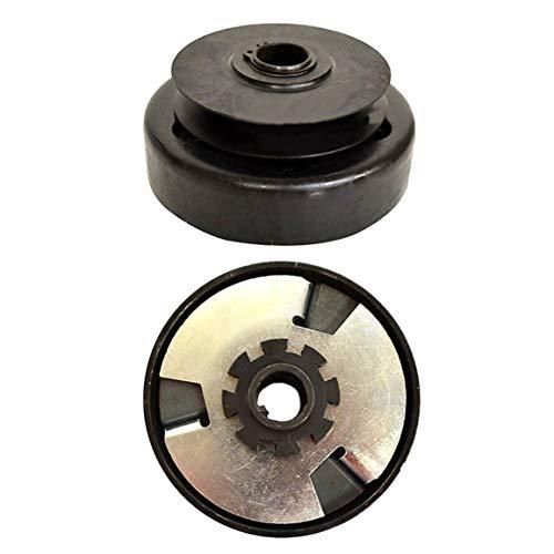 Embrague centrífugo de transmisión del cinturón con las piezas de la polea...