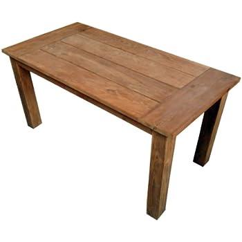 Ambientehome Teakholz Tisch Esstisch Retro