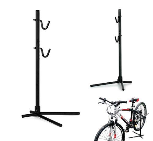 Generic ad altezza regolabile per bici, staffa di supporto posteriore per Holder---Black